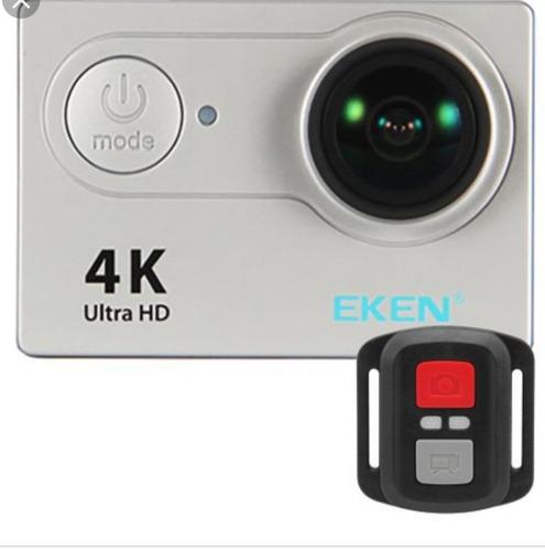 camara eken h9r wifi 4k sumergible + control
