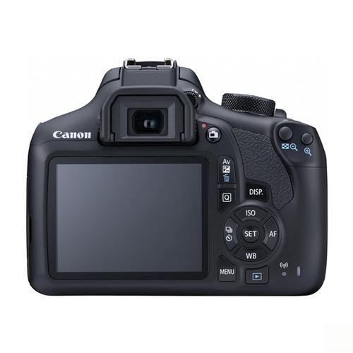 cámara eos rebel t6 con lente 18-55mm iii