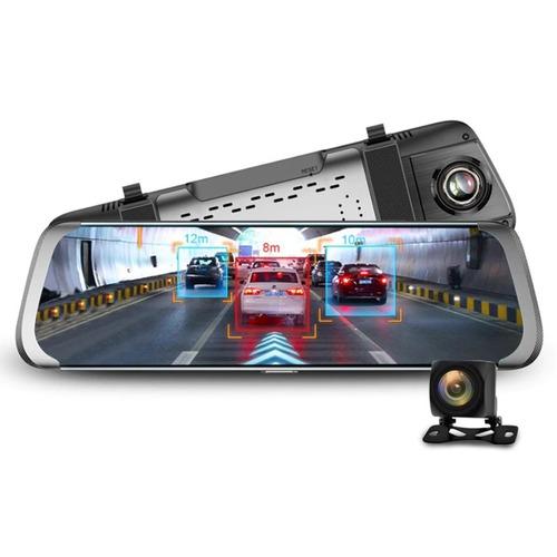 cámara  espejo retrovisor dvr junsun a930 - 4g wifi adas gps