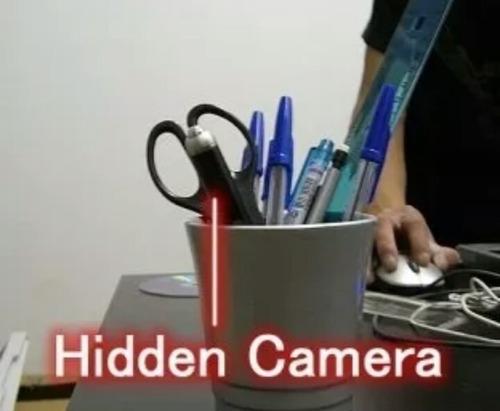 camara espia boligrafo lapicero dvr grabadora de video audio