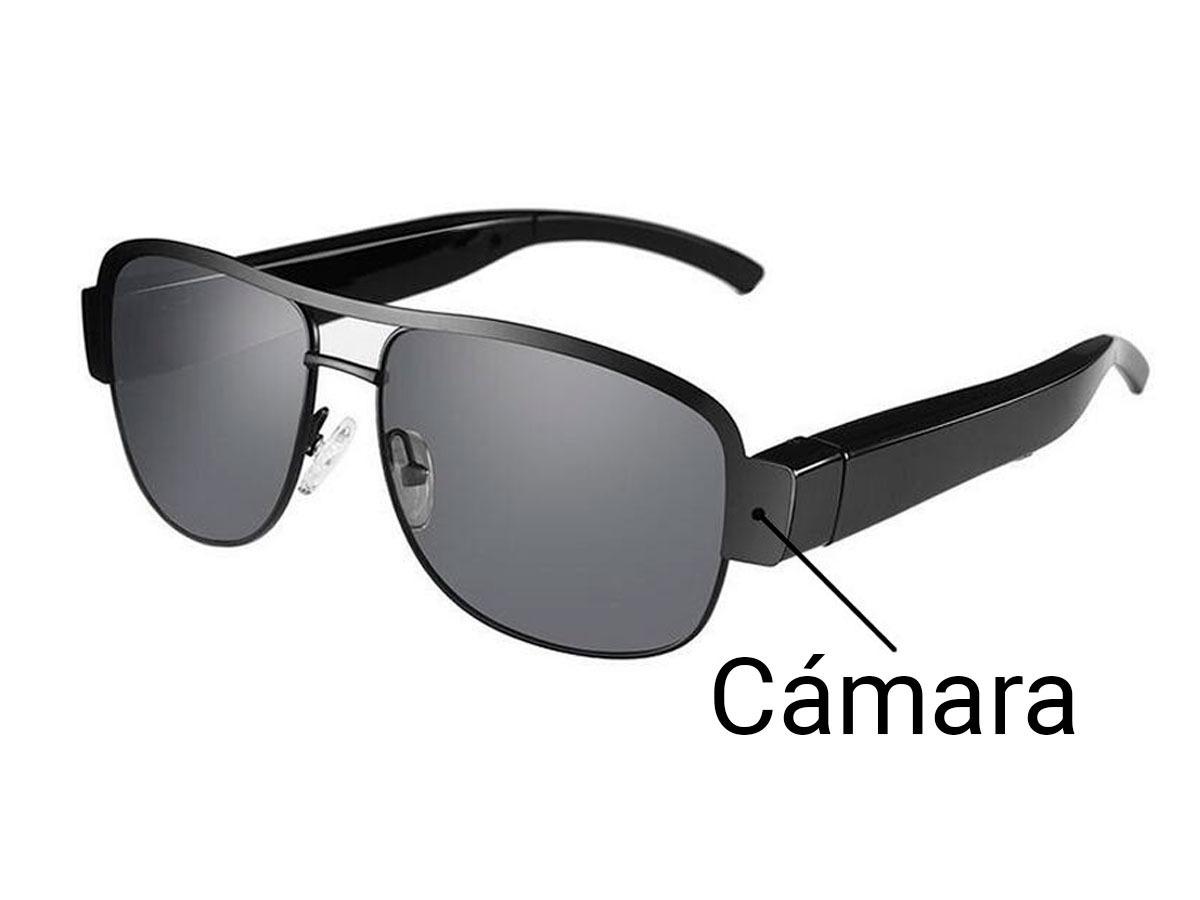 71b53fccd8 Cámara Espía De Gafas Hd 1080p Envio Gratis - $ 899.00 en Mercado Libre