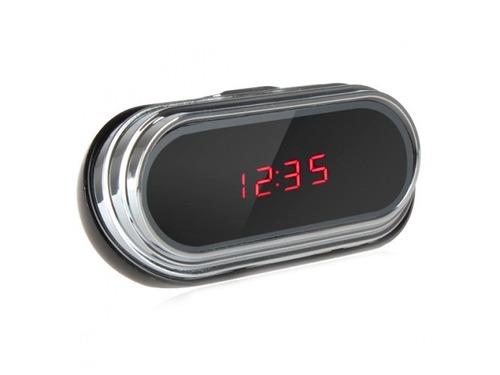 camara espia hd 1080p en forma de reloj despertador