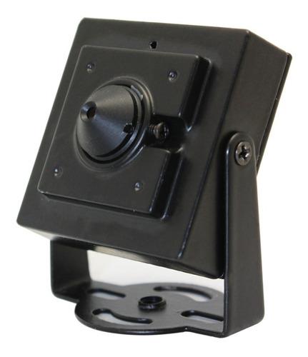 cámara espia oculta pin hole ahd 1 mpx 720p
