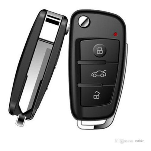 cámara espía video grabadora en llave para carro full hd
