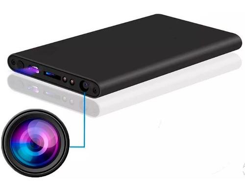 cámara espía video grabadora en power bank video full hd