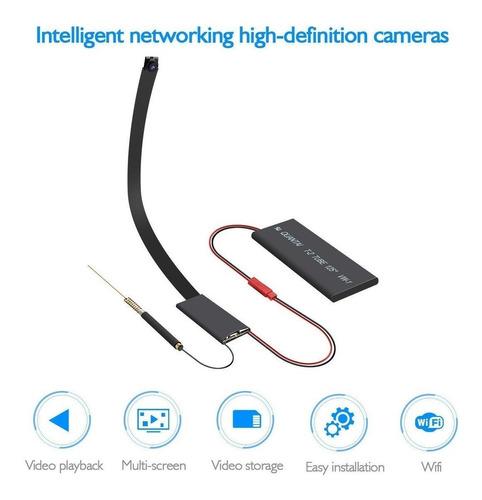 cámara espía wifi ip 1080p mini / micrófono / movimiento det