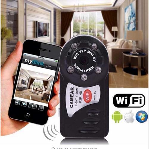camara espia wifi para celular vision nocturna envio gratis*