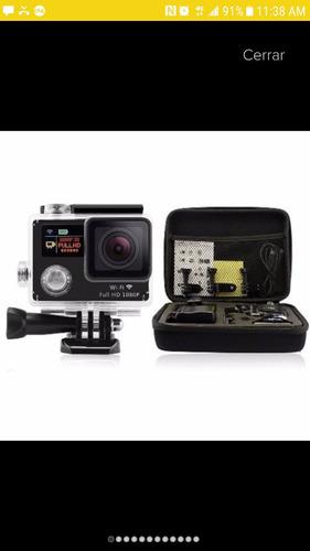cámara extreme go pro