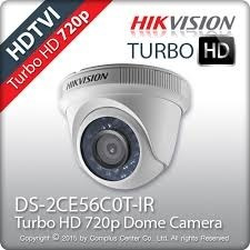 cámara eyeball turbo hd720p lente 3.6 mm ds-2ce56c0t-irp