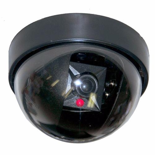 cámara falsa de seguridad inalámbrica para vigilancia