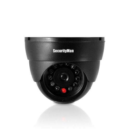 camara (falsa) de vigilancia para la seguridad de tu casa