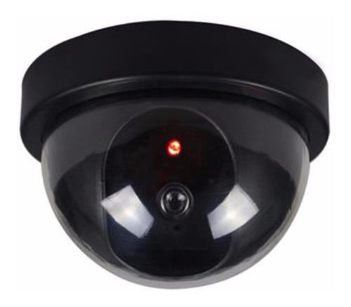 camara falsa domo inalambrica seguridad vigilancia ahuyenta