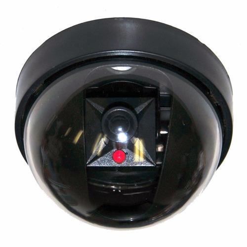 cámara falsa seguridad vigilancia