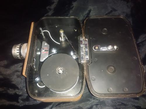 camara filmadora 8mm vintage alpex-8 japonesa oferta leer