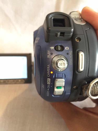 cámara filmadora canon dc210