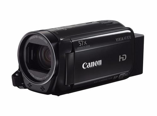 camara filmadora canon vixia hf-r700 full hd sellado