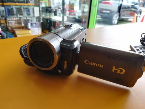 camara filmadora canon vixia hfa100 full hd incluye sd 16 gb