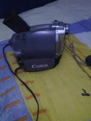 camara filmadora canon zr60