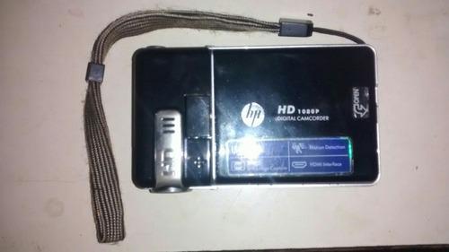 camara filmadora digital hp hd-1080p