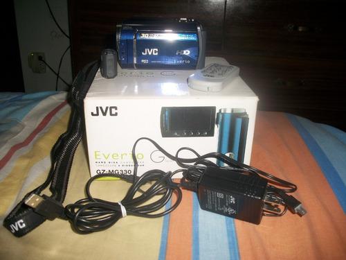 camara filmadora jvc everio gz-mg330