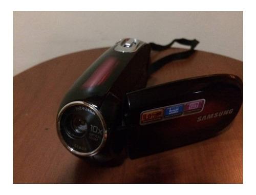 camara filmadora marca samsung hd en su caja