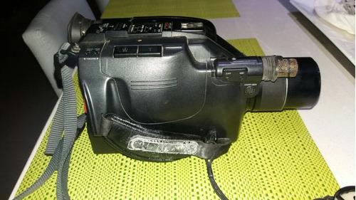 camara filmadora pila dañada