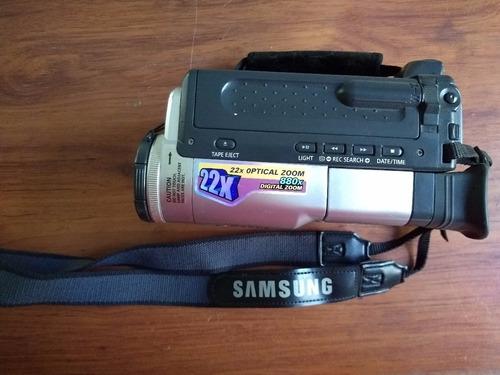 camara filmadora samsumg scl870