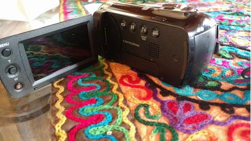 cámara filmadora samsung