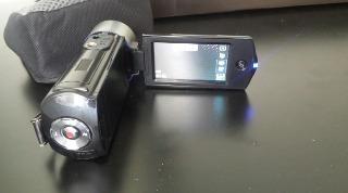 camara filmadora samsung hmx-q20