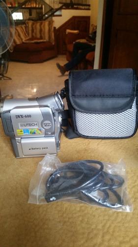 camara filmadora utech dvx-600