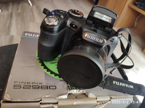 camara finepix s2980