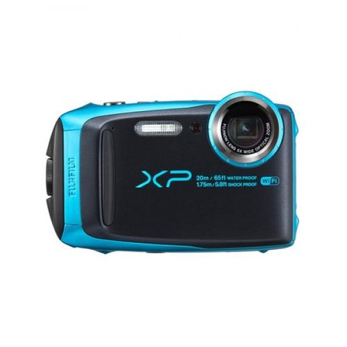camara finepix xp120 azul cielo