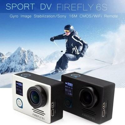 cámara firefly 6s 4k wifi sport hd dv as envio gratis