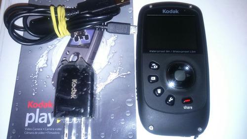 cámara firmadora bajo agua kodak video sd igual a gopr