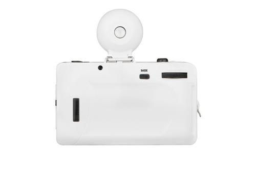 cámara fisheye no. 2 white lamography ojo de pez 35mm