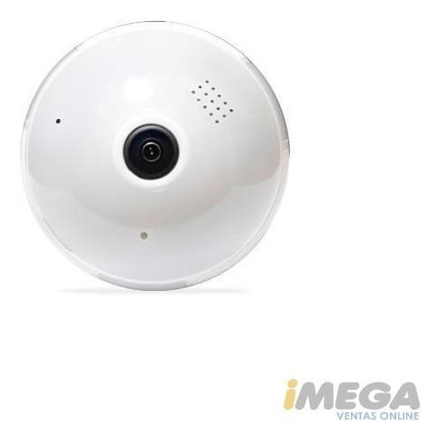 cámara foco de seguridad 360°