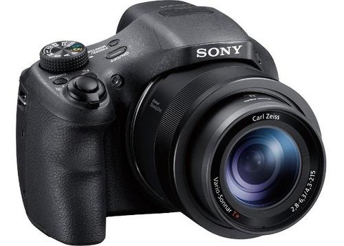 cámara fotografía sony de 20.4mp y zoom 50x-dsc-hx350