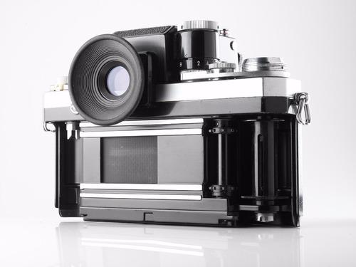 cámara fotográfica analógica nikon ftn photomic