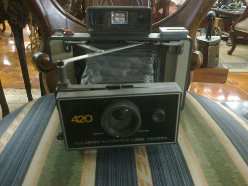 camara fotografica antigua de coleccion original