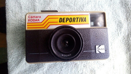 camara fotografica antigua kodak deportiva vintagecoleccion