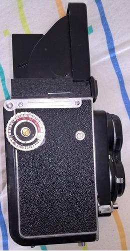 camara fotografica antigua marca ricoh