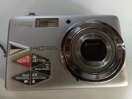 camara fotografica benq 14 megapixeles