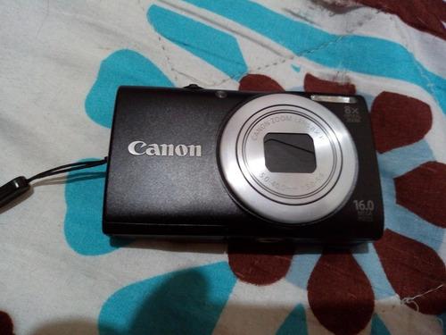 camara fotografica canon a2300