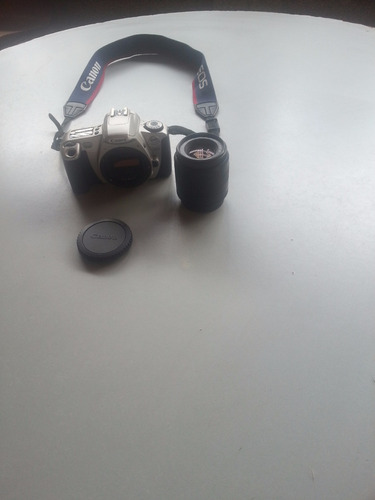 cámara fotográfica canon analógica profesional
