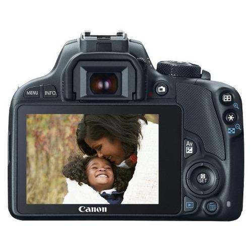 cámara fotografica canon eos sl1 ef-s 18-55mm