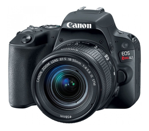 camara fotografica canon rebel t6 premium kit