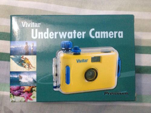 camara fotografica contra agua vivitar underwater oferta!!!