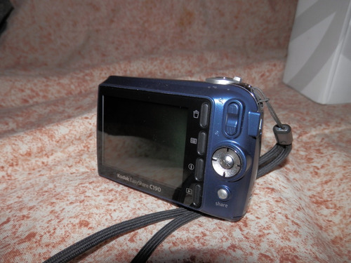 camara fotografica  digital kodak c190 12 megapixeles