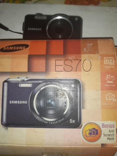 cámara fotográfica digital samsung