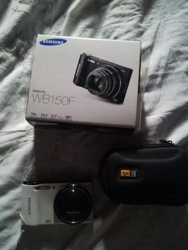 camara fotografica digital samsung smart  wifi wb150 14.2